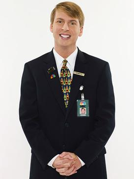 Kenneth Parcell, '30 Rock's' perpetually obliging intern