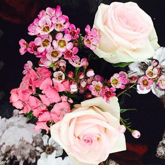 #PFW #preen #showroom #floral #details
