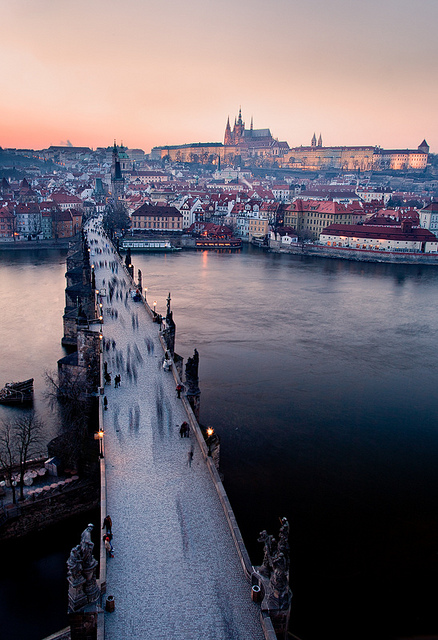 upabove-downbelow: fromeuropewithlove: Prague, Czech Republic ))((