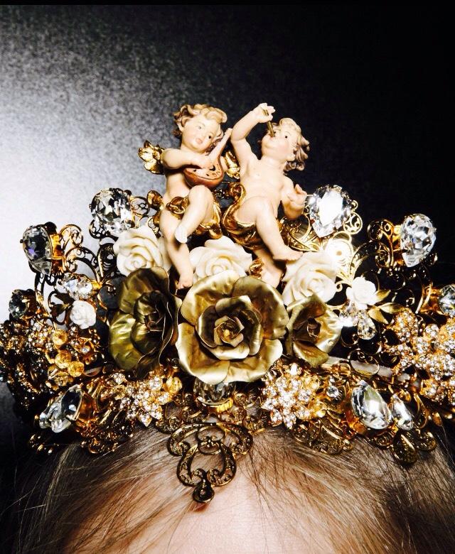 upabove-downbelow: notordinaryfashion: Dolce & Gabbana S/S 2016 ))((