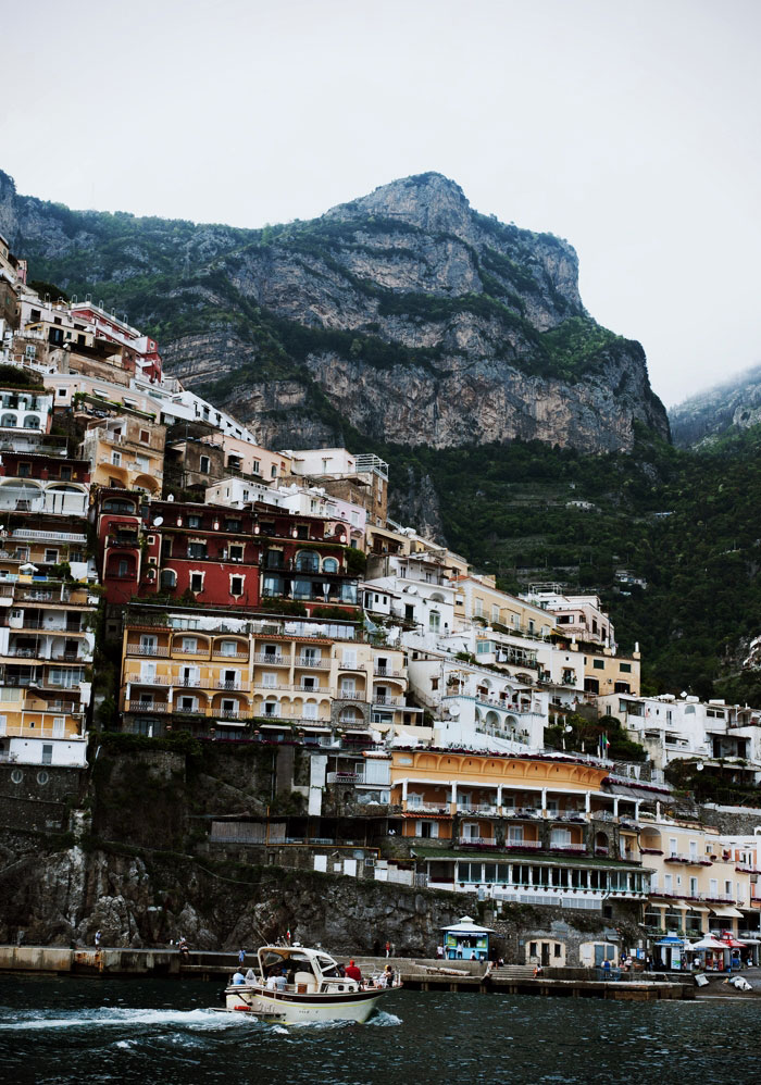 chanelbagsandcigarettedrags: Positano, Italy