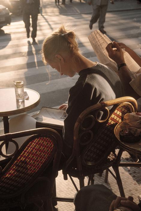 jeveuxetreparisienne: Paris, 1996 Gueorgui Pinkhassov / Magnum