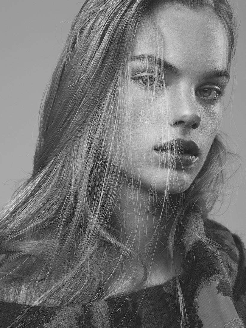 pradafied: Estella Boersma photographed by Mert & Marcus for Vogue Italia October 2015