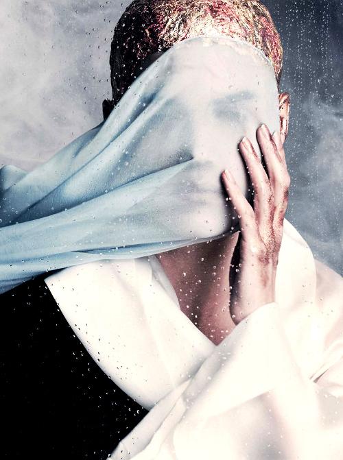 she-loves-fashion: Vanessa Moody by Luigi + Iango for Vogue Germany April 2015