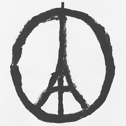 #prayforparis #peaceforparis