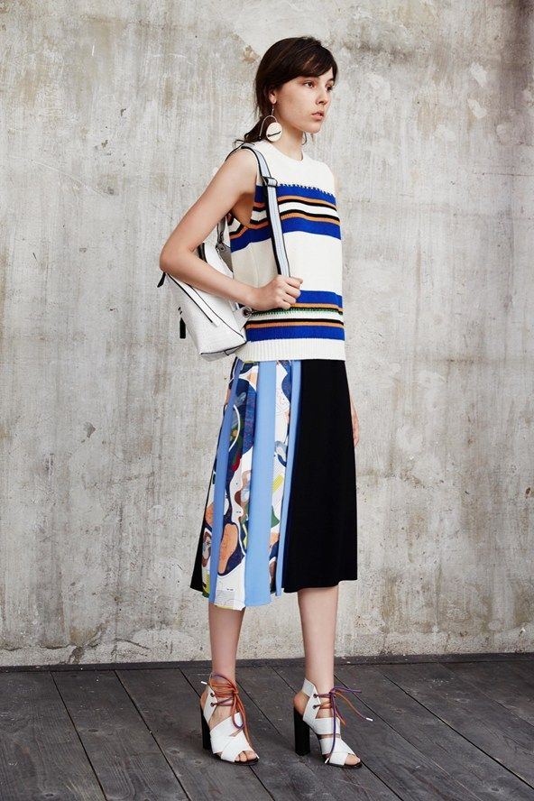 MSGM pre-spring/summer 2016 collection