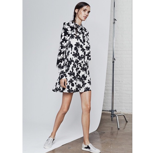 Embrace monochrome with @thakoonny's SS15 collection. Instore and online now! #thakoon #newyork #ss15 (at www.gracemelbourne.com)