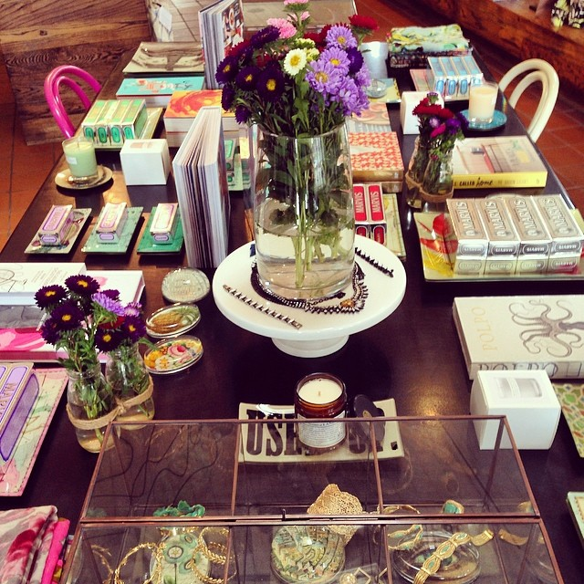 Today: fresh blooms and pretty things in the store!