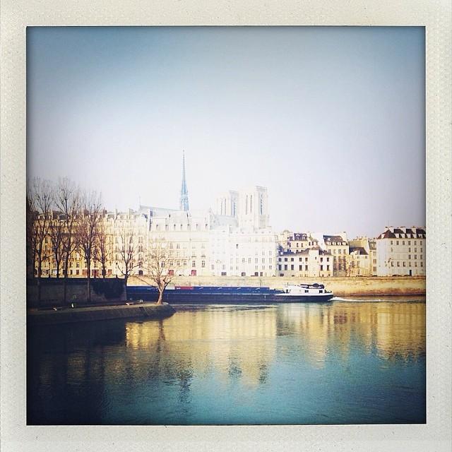 PARIS flashbacks