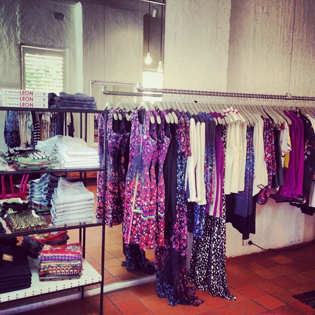 The store is looking oh so beautiful today, filled with new season pretties!