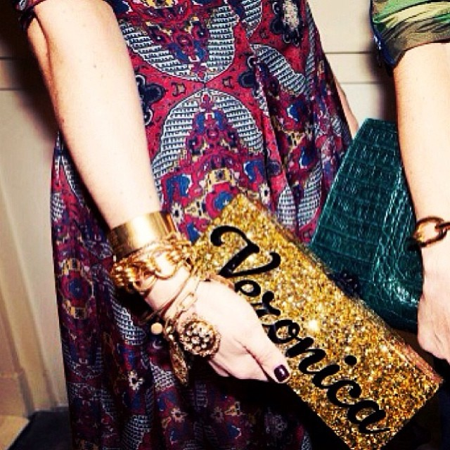 Rainy Tuesday blues getting you down? Indulge in a bespoke Edie Parker clutch via Grace Online: the best ever way to cheer yourself up!! Head to www.gracemelbourne.com for more details.