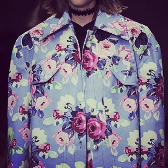 Oh hello beautiful. Carven SS14 details.