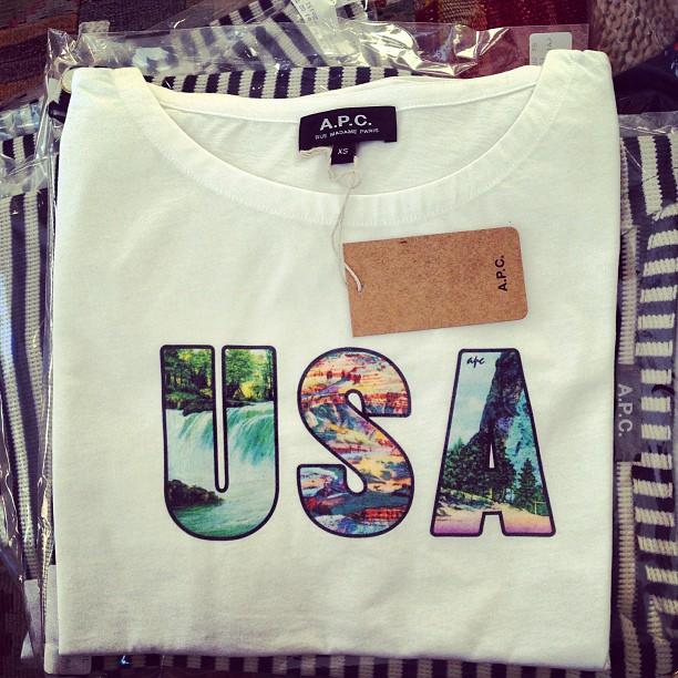 USA by APC! ✌