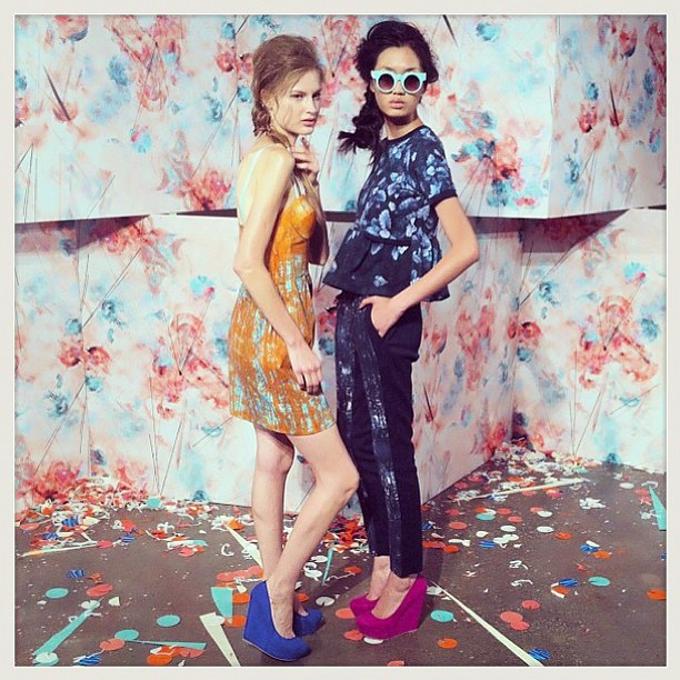 Meet our new label love, the beautiful, printastic CALLA. Shop our edit online now at gracemelbourne.com!