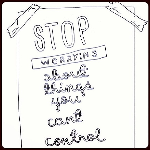 Some Thursday morning #advice via @thecoveteur! #thecoveteur #inspiration (at Grace)