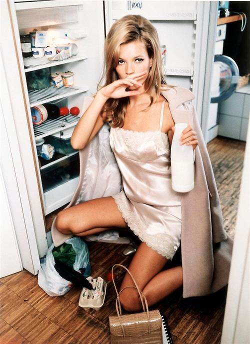 Happy Birthday to the eternally beautiful Kate Moss!