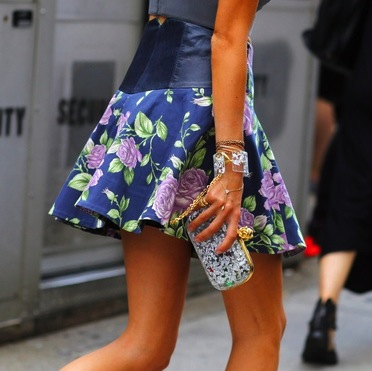 Our favourite floral of the new season!  From Rag & Bone's resort collection, and worn by the Man Repeller Leandra Medine!