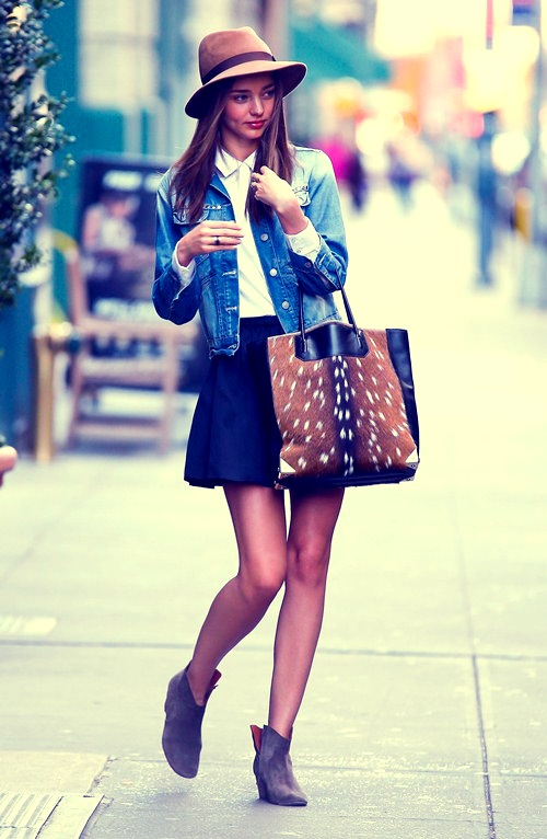 Major girl crush of the moment (and all the time, really) - Miranda Kerr