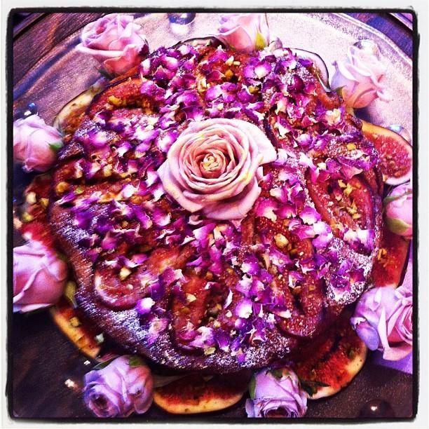 Grace girl Anna: baker extraordinaire!! 💜 (at Grace)