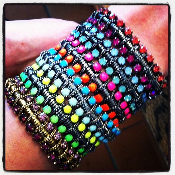Brace yourself… New DanniJo 'Giulia' bracelets just landed! (at Grace)