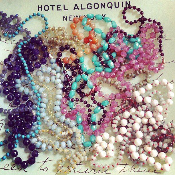 Stunning NEW Samantha Moses jewels!