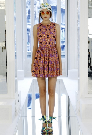 We can't wait for Summer - and for a new label to drop at Grace!  MSGM dress - in store in 2013!