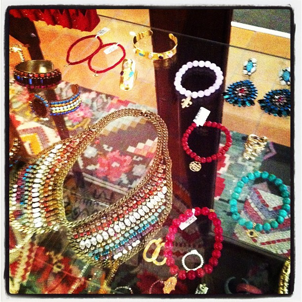 Jewels galore! (Taken with Instagram at Grace)