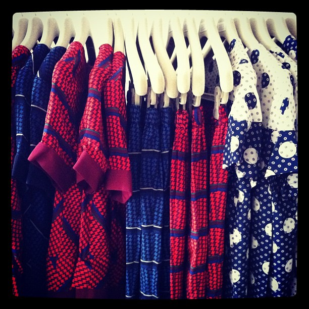 Prints and patterns… Welcome to Grace, Sea NY!! (Taken with Instagram)
