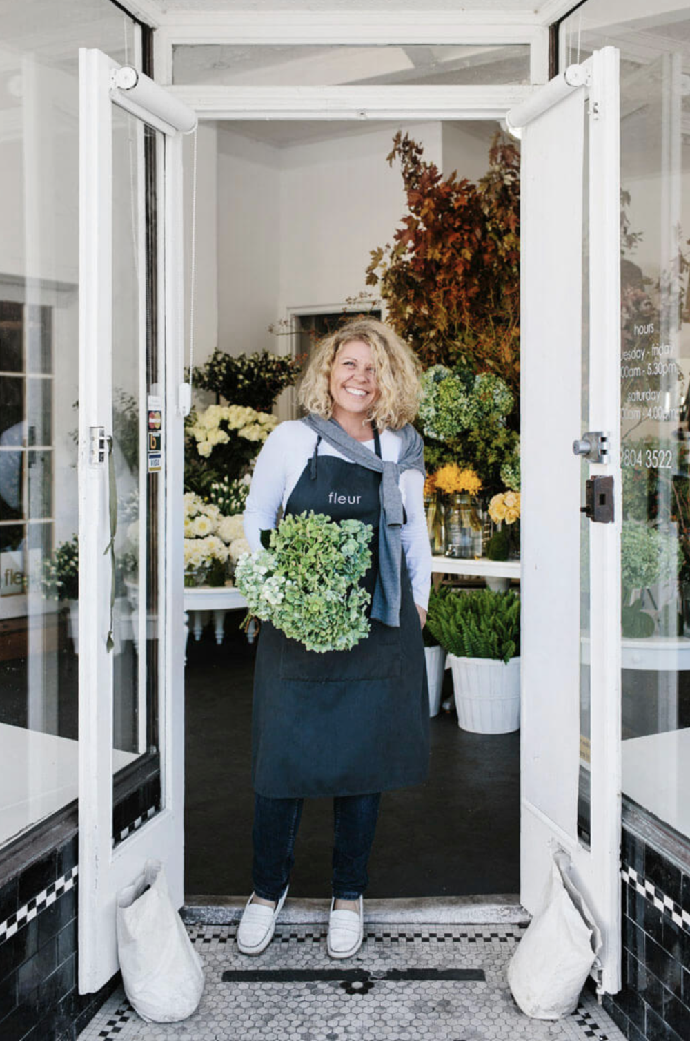 Armadale's Fleur McHarg is your answer for beautiful private events - be it an intimate dinner or international wedding!  Visit fleurs.com.au