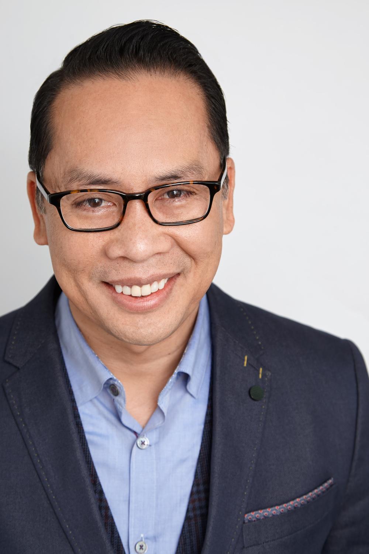 Rainier de Ocampo: VP of Marketing