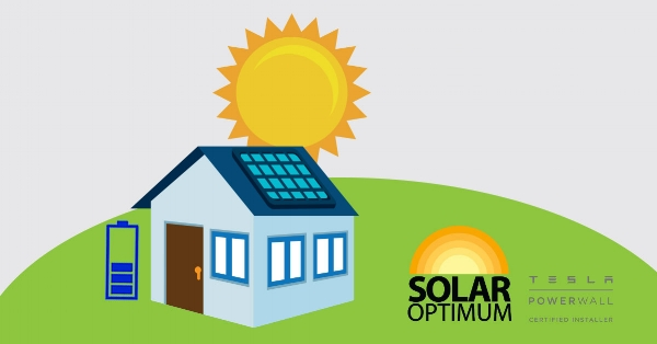 Solar Optimum and Tesla Powerwall
