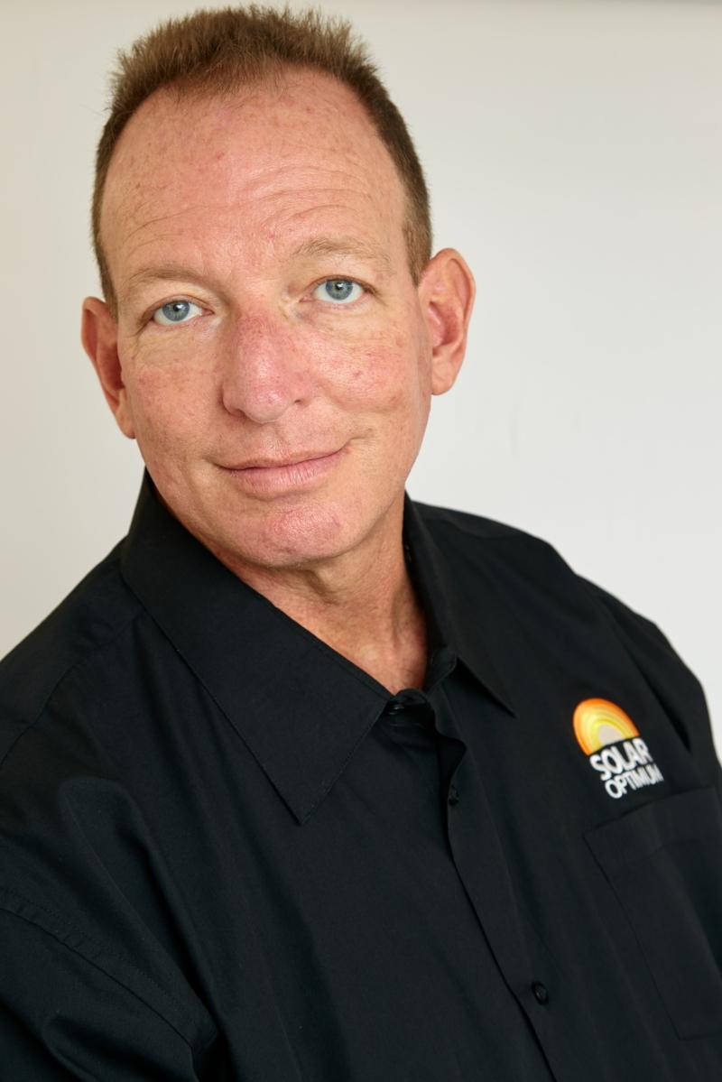 Gene Okun: Commercial Sales Manager