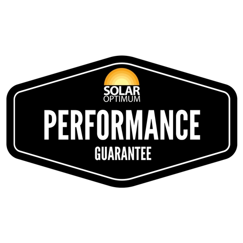 Click here for more information about our PERFORMANCE GUARANTEE