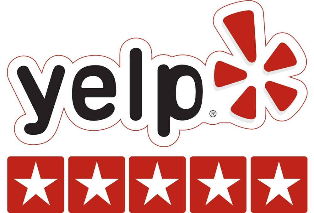 Click To Read Our 5 Star Yelp Reviews!
