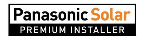 Panosonic Solar Premium Installer Logo