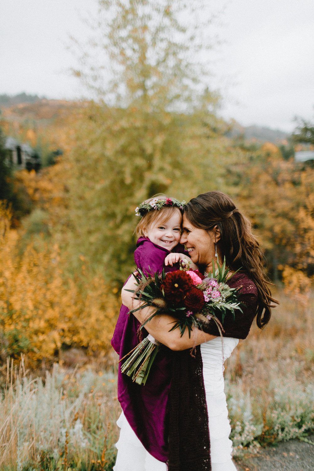 Aspen Fall Wedding