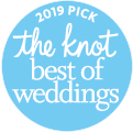 The Best of Weddings 2019 Badge