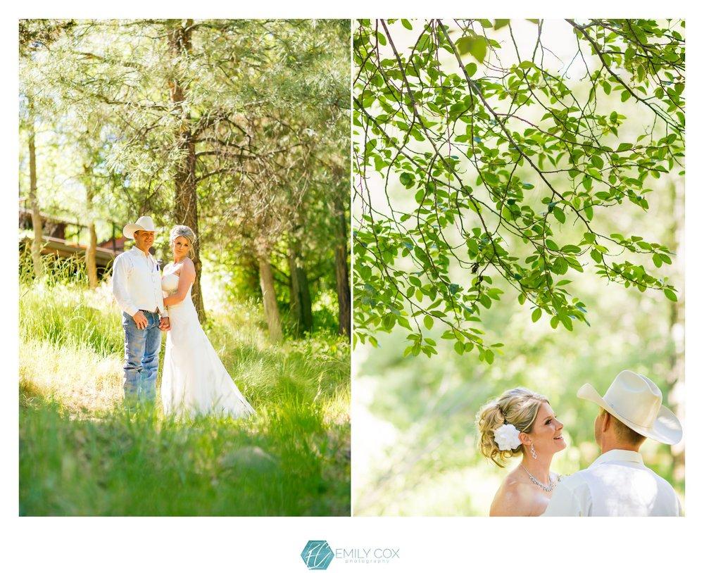 Kohl's Ranch Wedding | Payson, Arizona