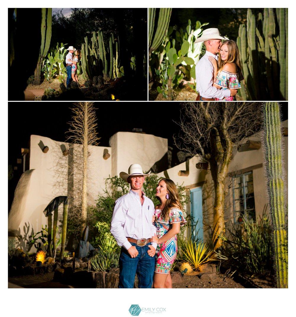 Phoenix Desert Botanical Garden | Surprise Proposal