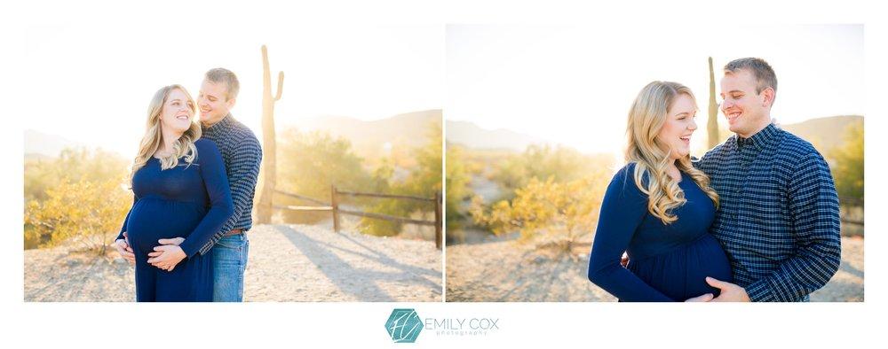 Arizona Desert Maternity | South Mountain