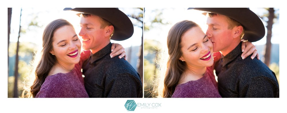 Mount Lemmon Engagement Shoot | Tucson, Arizona