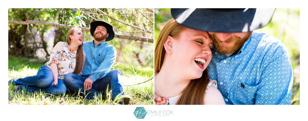 Wickenburg, Arizona Engagement | Hailey & Ryan