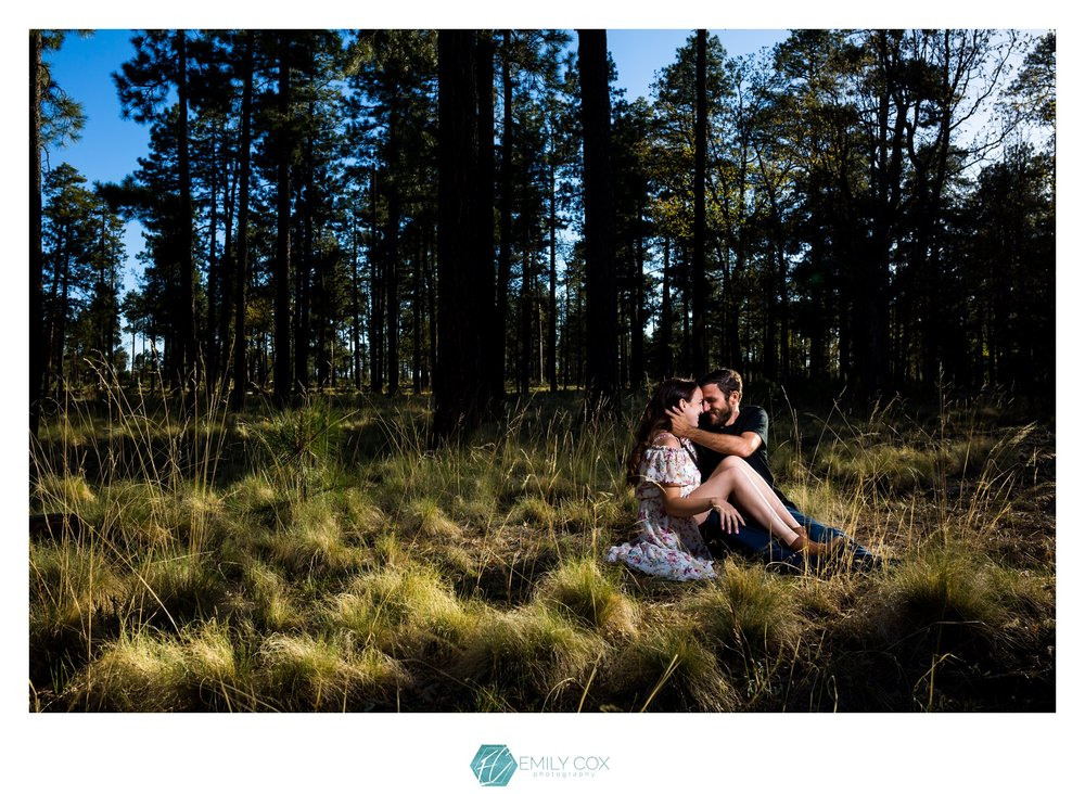 Payson Engagement Session | Justin & Kayleigh