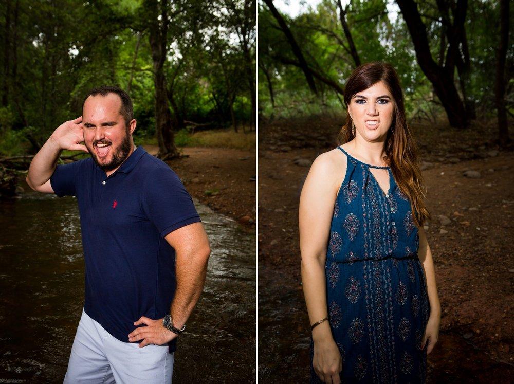Sedona engagement | Emily Cox Photography