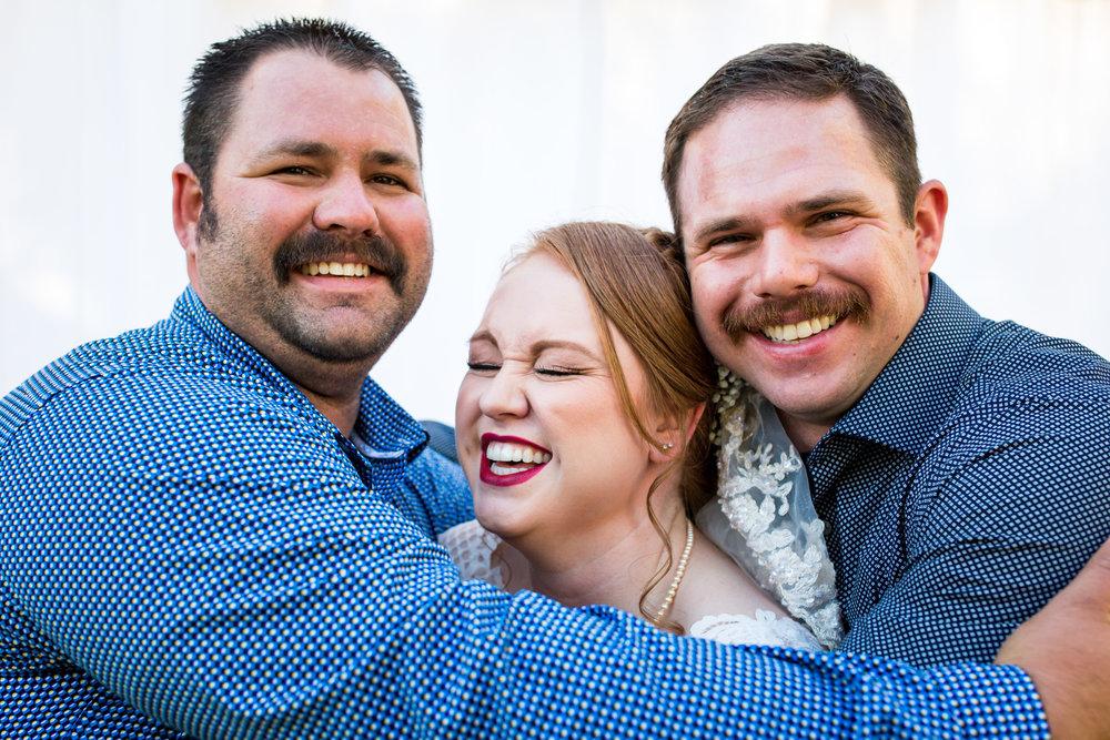 Waddell Wedding | Western Inspired