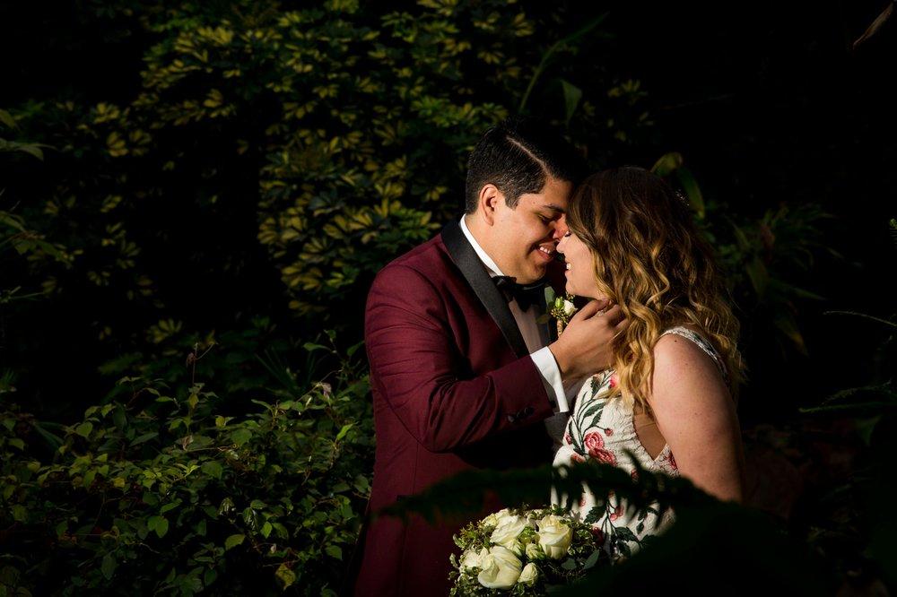 Boojum Tree Hidden Garden | Phoenix Wedding