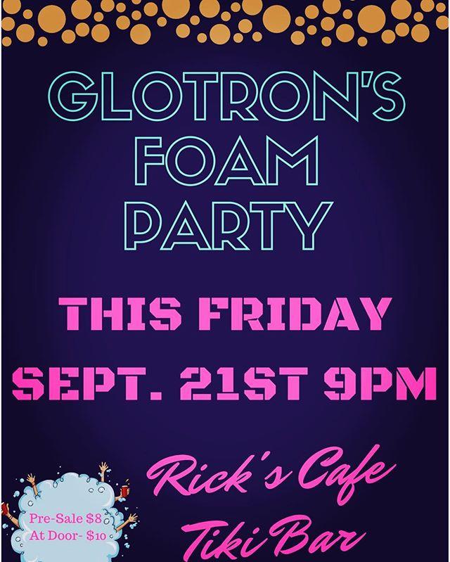 Tonight at ricks!!