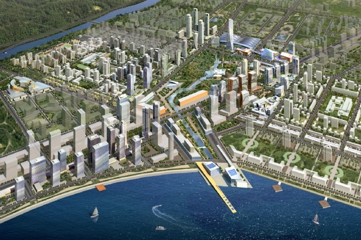 Cisco Connected Cities • Songdo South Korea