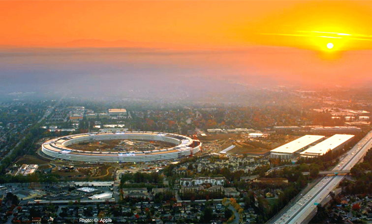 Apple Park • Cupertino