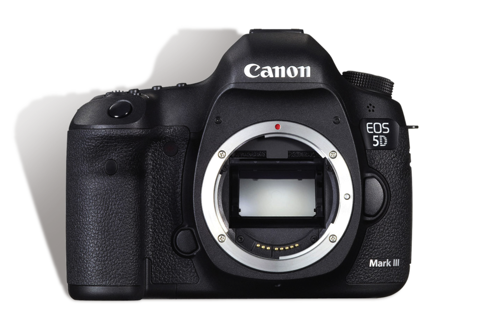 Canon 5D Mark III Body                 INR 2000/Day